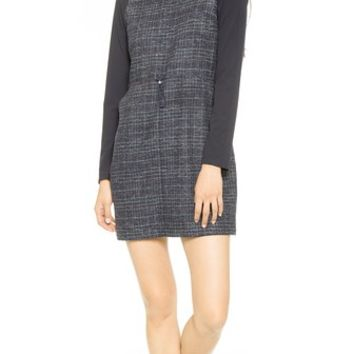 Lbt-Lbt Bound Long Sleeved Dress