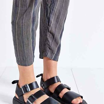 Dr. Martens Gryphon Strap Sandal- Black from Urban Outfitters 73fd8778e8