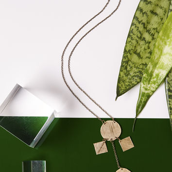 Doko Pendant Necklace