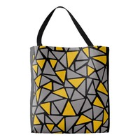 cool pattern tote bag