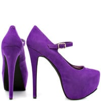 JustFab - Payson - Purple