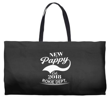 New Pappy 2018 Weekender Totes