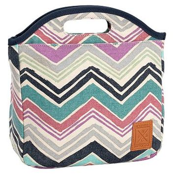 Northfield Multi Chevron Tote Lunch