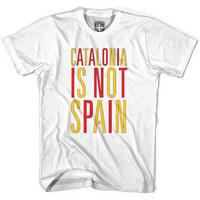 Catalonia Is No Spain Soccer T-shirt