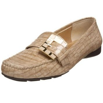 Bella Vita Women`s Soulmate II Loafer,Stone,6 M US
