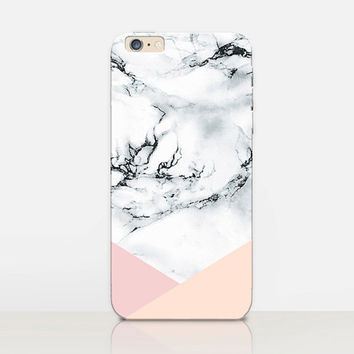 Pastel Marble Phone Case For-iPhone 6 Case - iPhone 5 Case - iPhone 4 Case - Samsung S4 Case - iPhone 5C - Tough Case - Matte Case - Samsung