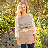 Stockshow Sweetheart Lace Sleeves -CLOSEOUT