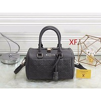 Louis Vuitton LV Women Leather Handbag Crossbody Shoulder Bag Satchel