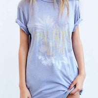 Truly Madly Deeply Paradise Lost Tee- Light Grey