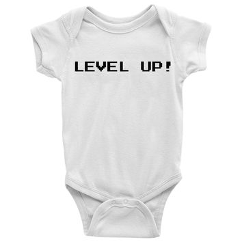 Level Up Baby Onesuit
