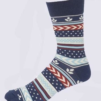 Men's Multi Harvest Crew Sock
