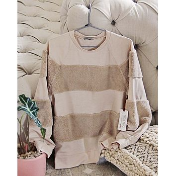 Cream & Sugar Sweatshirt