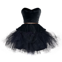 PuffBall Tutu Party Dress | Style Icon`s Closet