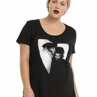 Torrid Plus Size THE WEEKND PHOTO Scoop Neck T-Shirt NWT Licensed & Official