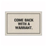 Come Back Indoor/Outdoor Doormat