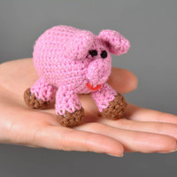 Unuusal handmade crochet soft toy baby rattle best toys for kids stuffed toy