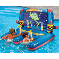 The Inflatable Water Shooting Float