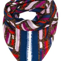 Fendi Printed Scarf - Stefania Mode - Farfetch.com
