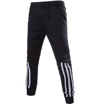Mens Joggers Casual Harem Sweatpants Casual Pants Trousers Sarouel Men Tracksuit Bottoms For Track Joggers Trousers SM6