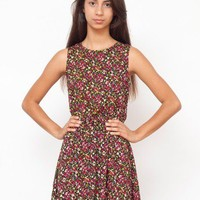 American Apparel - California Select Original Cut-Out School Girl Dress