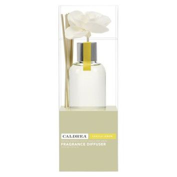 Caldrea Flower Lemon/Vanilla Reed Diffuser - 4 Oz