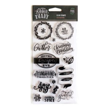 Clear Stamps - Special Occasions