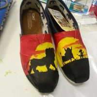 Lion King TOMS