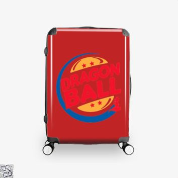 Burger King Dragon Ball, Dragon Ball (ドラゴンボール) Suitcase