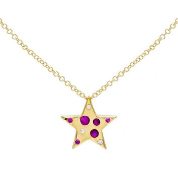 Star Stones Necklace
