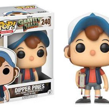 Funko Pop Animation: Gravity Falls - Dipper Pines