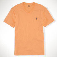 Classic-Fit V-Neck T-Shirt