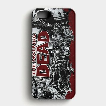 The Walking Dead Inside iPhone SE Case