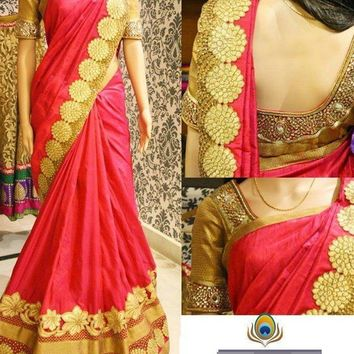 Stylish Designer inspired Saree