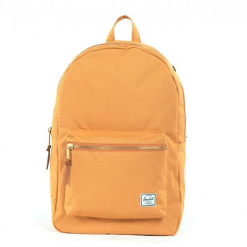 Herschel Supply Co. Settlement 12 oz Canvas Burnt Orange