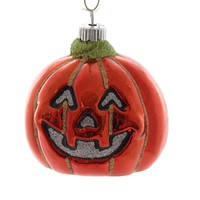 Shiny Brite SHINY BRITE FIGURES & ROUNDS. Glass Halloween Ornament 4026979S C