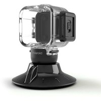 Polaroid Suction Cup Mount for the Polaroid CUBE, CUBE+ HD Action Lifestyle Camera - Includes Waterproof Case