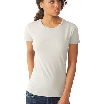 Basic Womens Crew T-Shirt