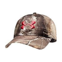 Under Armour Women's Hat, Realtree AP-Xtra, One Size