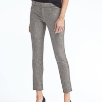 Sloan-Fit Charcoal Pant | Banana Republic