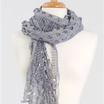 Fashion Sequin Scarf EASC7318