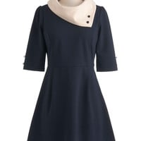 Parisian Port Dress | Mod Retro Vintage Dresses | ModCloth.com