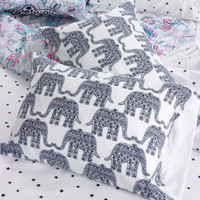 Elephant Pillowcase Set