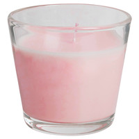 TINDRA Scented candle in glass - IKEA