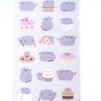 Pusheen Sticker Sheet