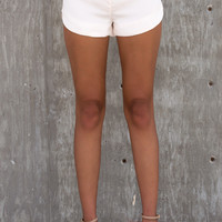 Same Old Love Blush Shorts