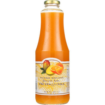 Fruit Of The Nile Nectar - Mango Orange - 33.8 oz - 1 each