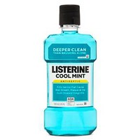 Listerine Mouth Wash - Cool Mint 500 mL : Target