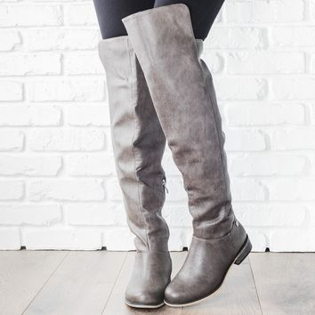 Chic Tall Rider Boots