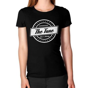 Tee the tune ent staff polos Women's T-Shirt