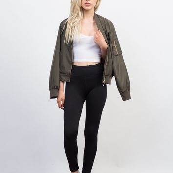 Basic Active Leggings